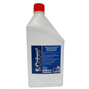 Cobra The Cleaner средство для чистки плитки.