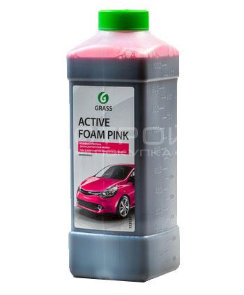 Супер-пена GRASS ACTIVE FOAM PINK