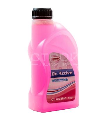 Автошампунь SINTEC Dr. Active CLASSIC