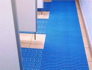 Противоскользящие коврики в бани и ванные комнаты, душевые.