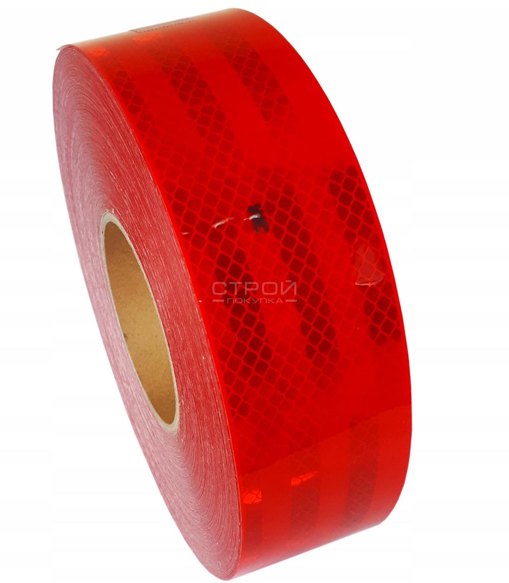 Красная Световозвращающая пленка серии 983 3M 983-72