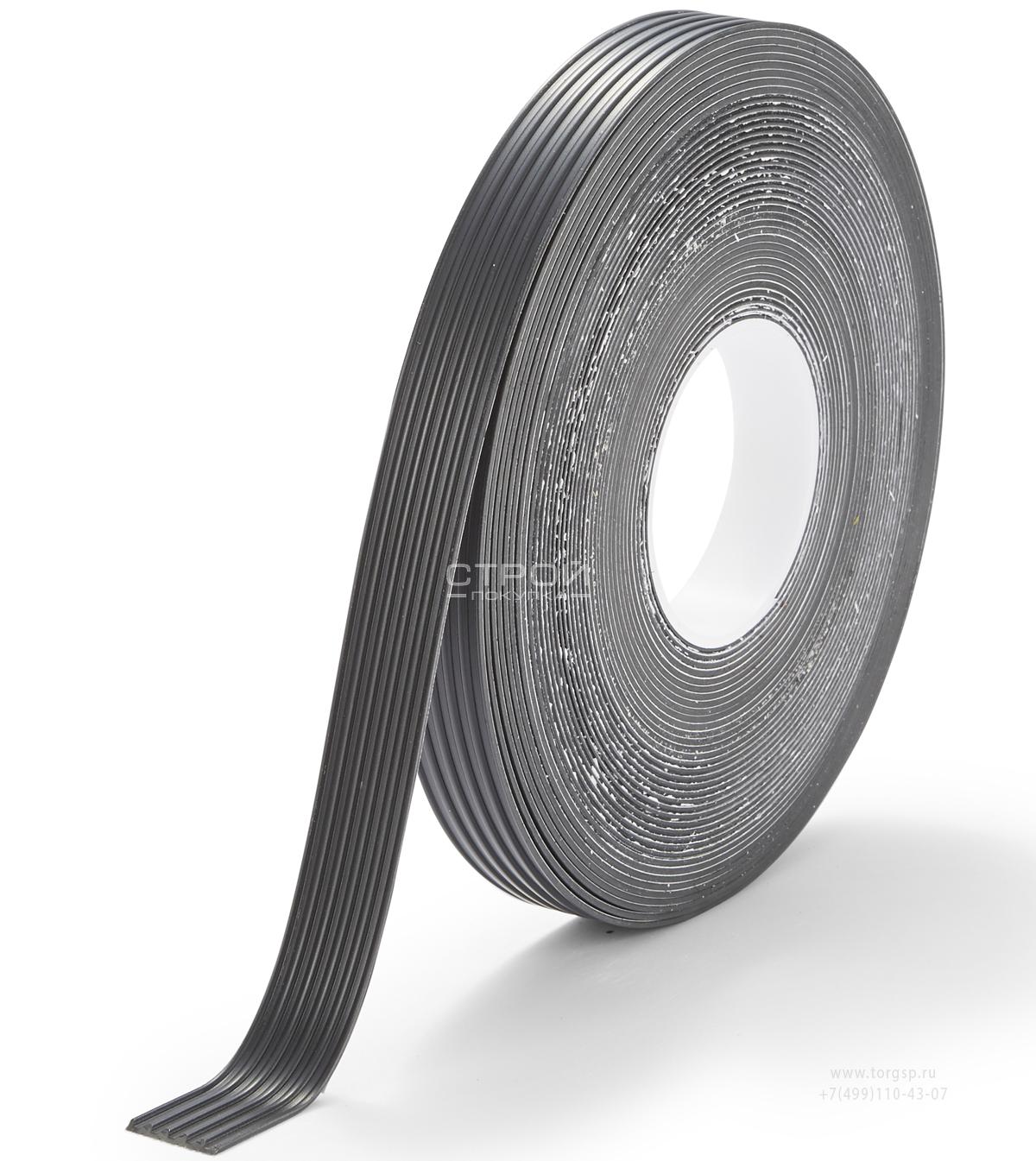 Ребристая противоскользящая лента Heskins h3435n 2,5 см