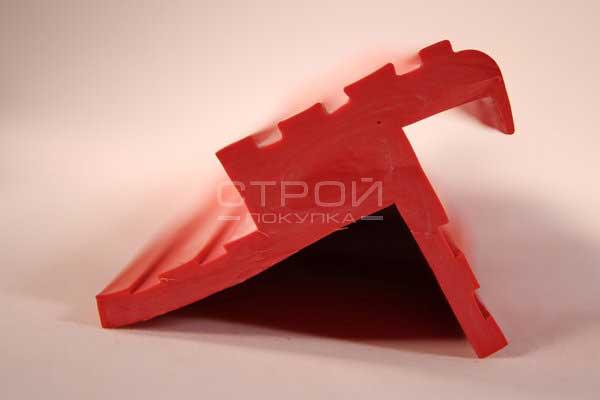 Красный резиновый профиль ТЭП Next БШ.