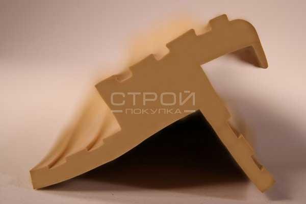 Желтый резиновый профиль ТЭП Next БШ.