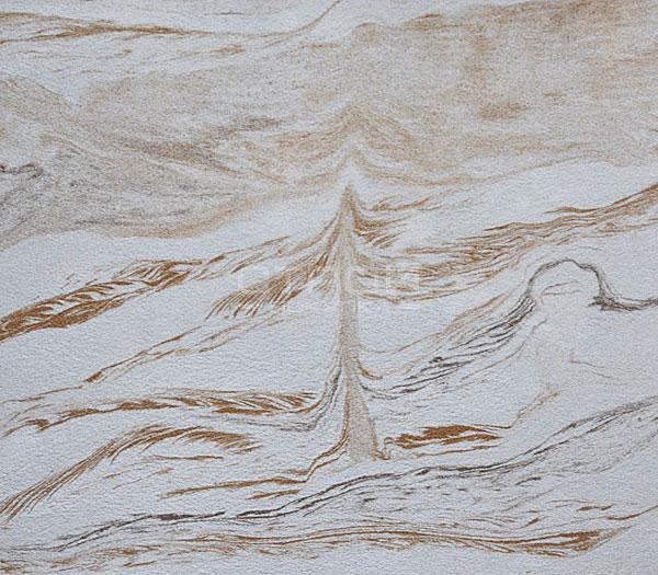 Мрамор афинский гибкий камень для отделки фасадов зданий и помещений.