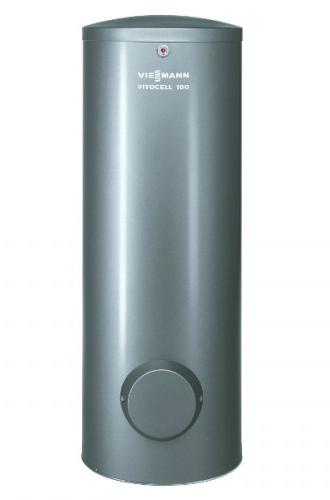 Viessmann Vitocell 100 V 200 л - водонагреватель, тип бойлеров CVAA.