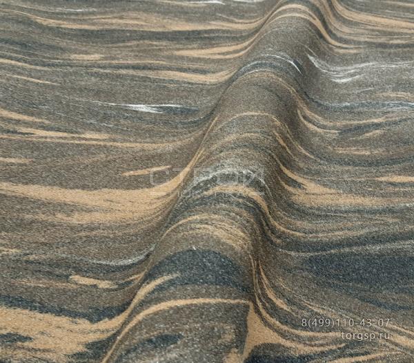 Гибкий камень Кофе-4 в рулонах и в плитке морозостойкий и пожаробезопасный.
