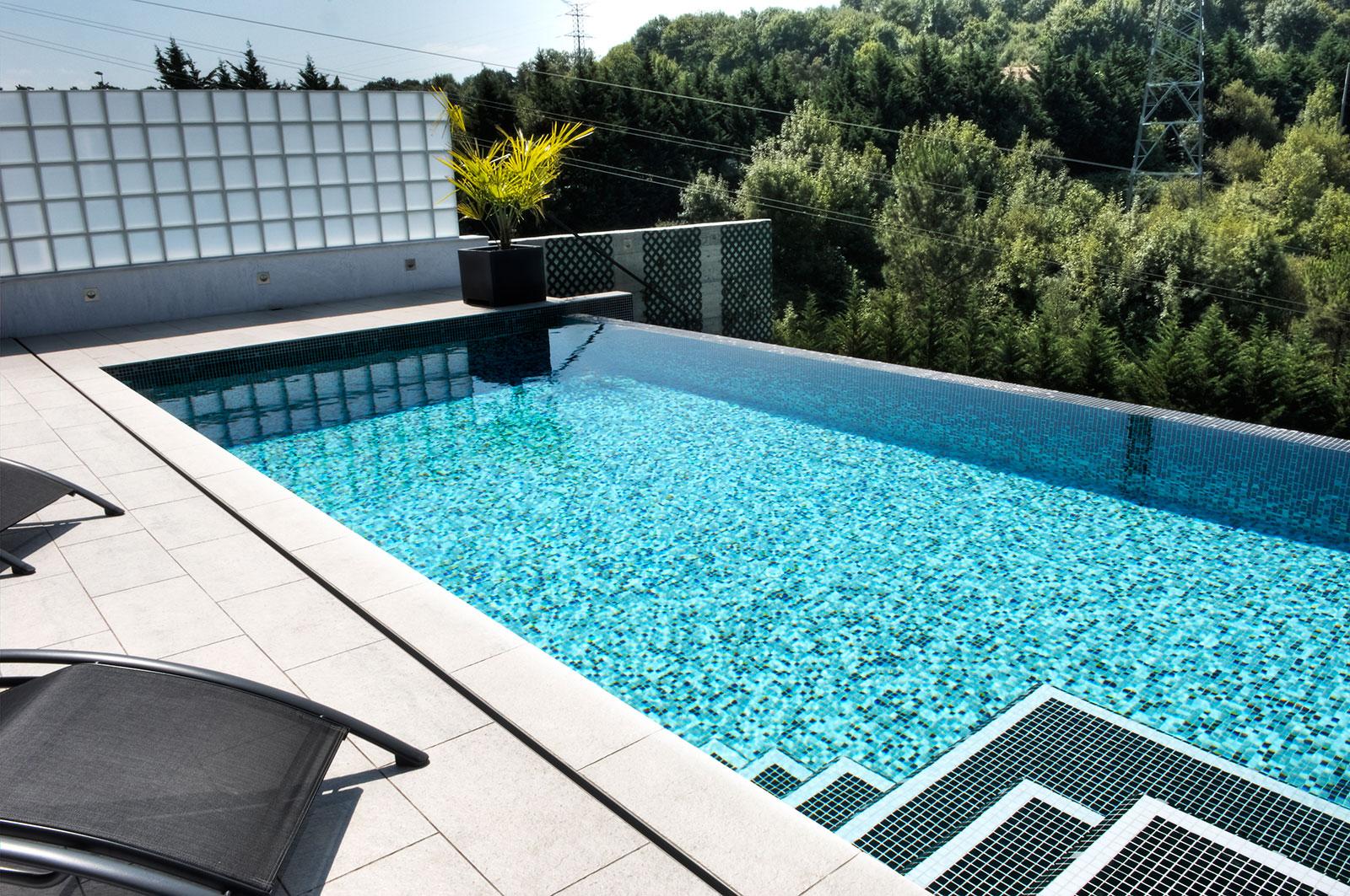 Мозаика Mix 25008-D для бассейна