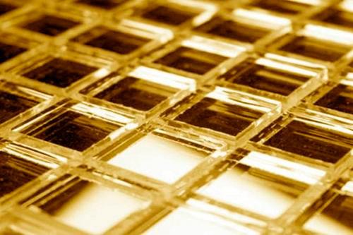 Золотая мозаика G10 россыпью