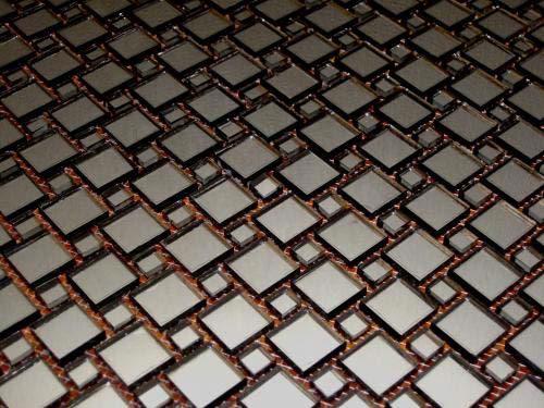 Зеркальная мозаика DD20 Deco