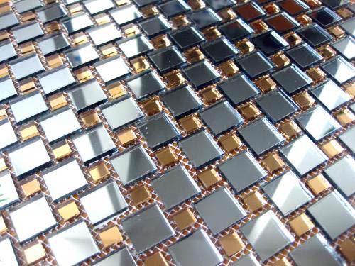 Зеркальная мозаика  DG20 Deco