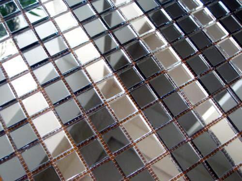 Зеркальная мозаика DS20-3 Deco