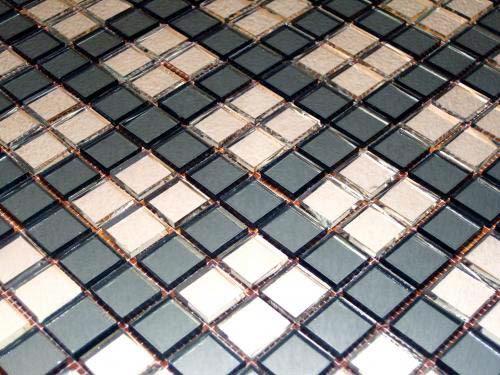 Зеркальная мозаика DS20-4 Deco