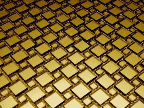 Зеркальная мозаика GG20 Deco