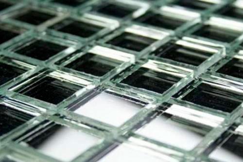 Серебряная мозаика S10 россыпью