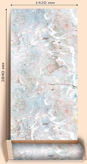 Обои гибкий мрамор Naturel 019 для внутреннего и наружного использования.