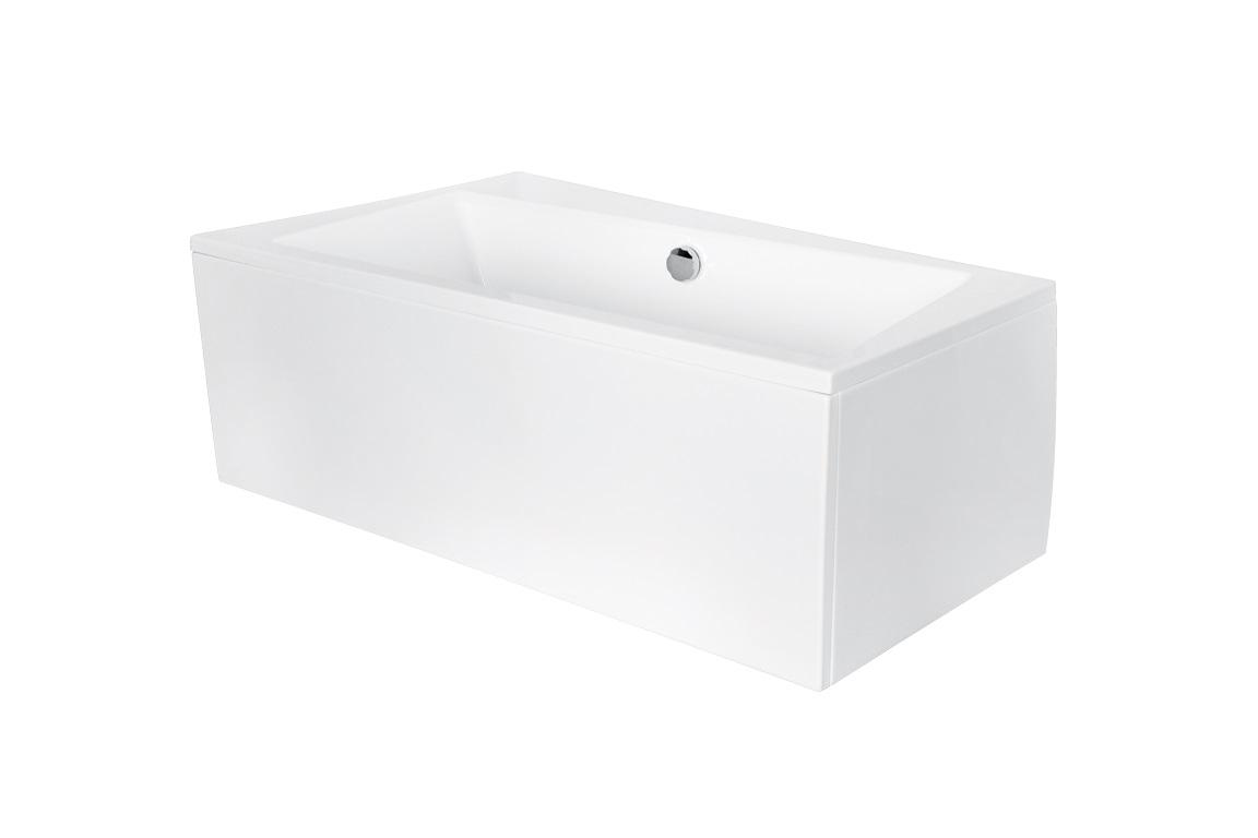 Акриловая ванна Infinity  Besco (150, 160, 170) вид сбоку.