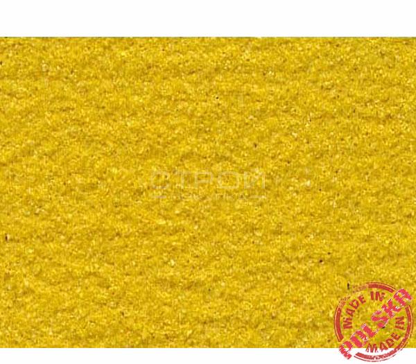 Зернистость желтой абразивной ленты