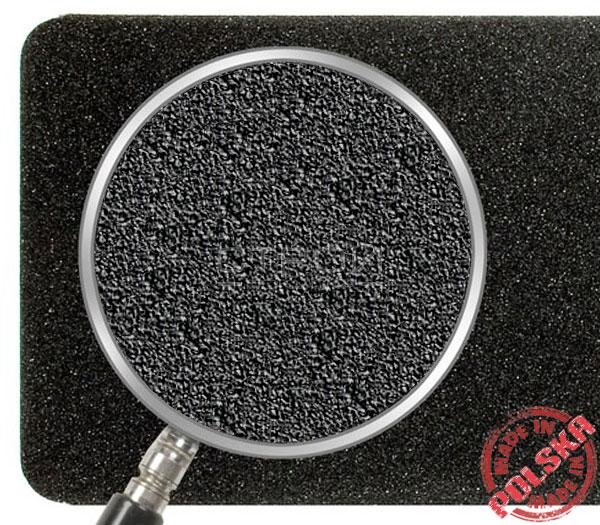 Зерно черной SlipStop System ленты против скольжения