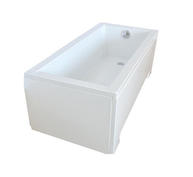 Ванна акриловая Modern 170х70, 160х70, 150х70, 140х70, 130х70, 120х70 см.