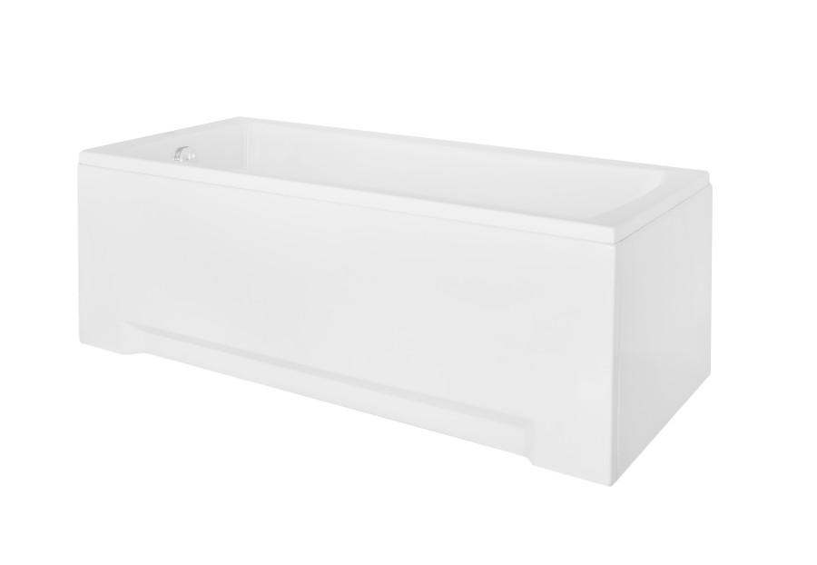 Акриловая ванна Optima 140х70 см с панелями.