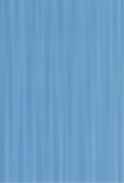 Вэйв 2Т 27,5х40 настенная плитка светло-синего цвета