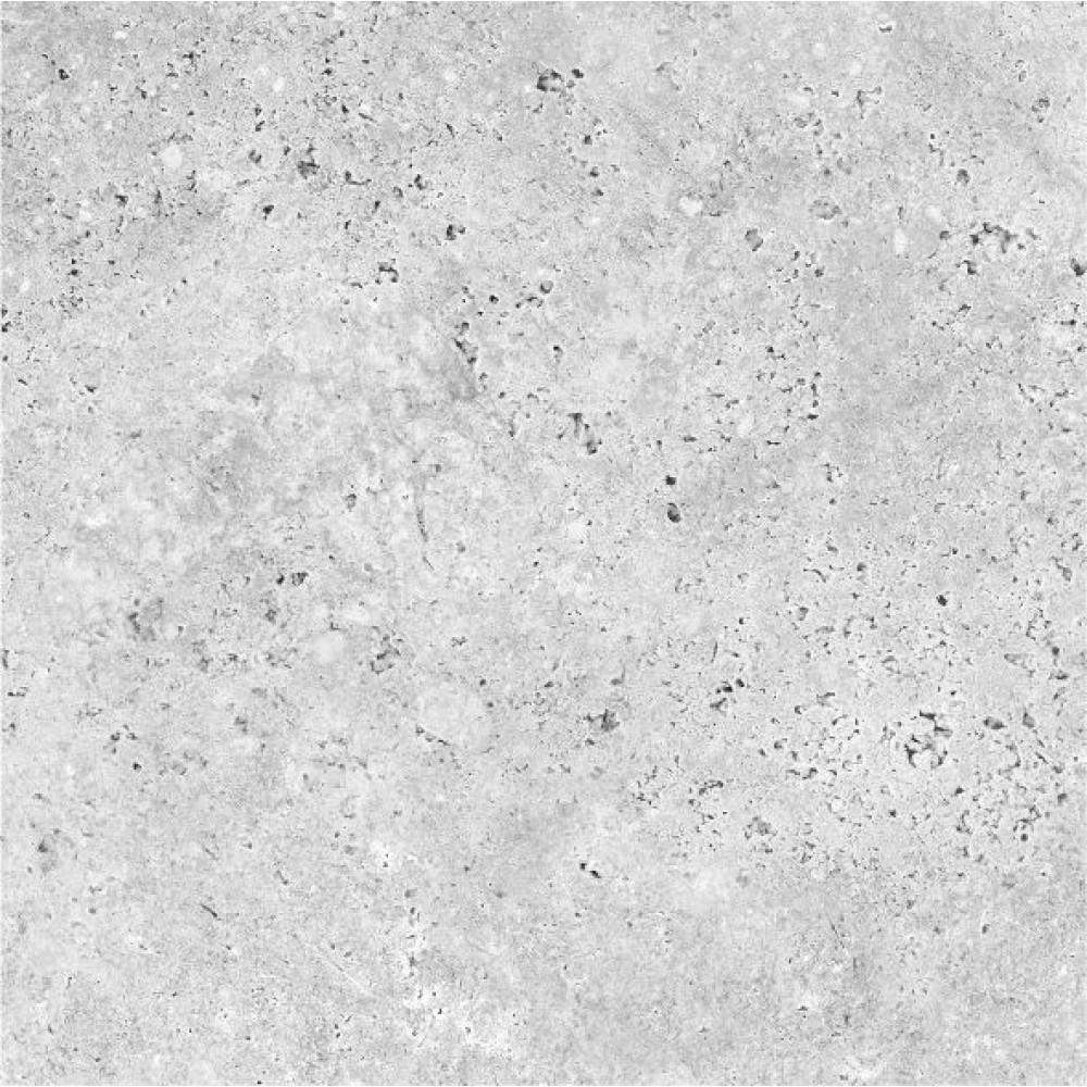 Напольная плитка Калейдоскоп 7П 40х40 светло-серого цвета