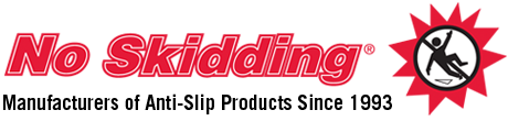 No Skidding - противоскользящие покрытия