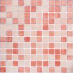 Противоскользящая мозаика Antislip 805/806 AS 2,5х2,5 см от завода Vidrepur (Испания)