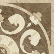 Лувр микс 26Б870 40х40 см декор напольный глянцевый блеск