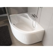 Riho Lyra L/R акриловая ванна асимметричная, 3 размера