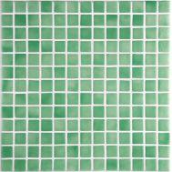 Мозаика Niebla 2507-A 2,5х2,5 см цвета зеленого яблока завода Ezarri