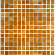 Мозаика Niebla 2511-A Safe-Step 2,5х2,5 см цвета охры завода Ezarri