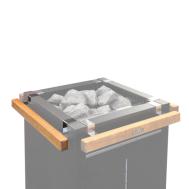 Защитные перила Harvia HL4 для каменки Harvia Virta в сауне