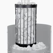 Защитное ограждение дымовой трубы Harvia WL300