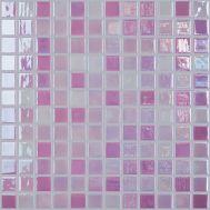 Lux 404 Magenta розовая высокоглянцевая мозаика Vidrepur