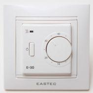 Терморегулятор Eastec E-30 механический (встраиваемый 3,5 кВт)