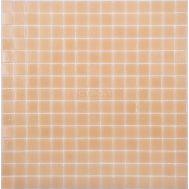 Мозаика серии Econom AW11 2х2 см розовая на бумаге