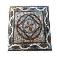 Мозаичное панно Paving FK-904 сланец на сетке фабрики NsMosai