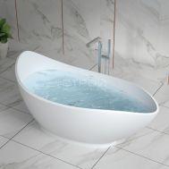 Отдельностоящая ванна NSB-17810 из полистона