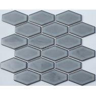 Серая керамическая мозаика R-312 NsMosaic из серии Рустик
