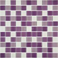 Смесь мозаики Crystal S-459 2,5х2,5 см завода NsMosaic