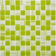 Смесь мозаики Crystal S-463 2,5х2,5 см завода NsMosaic