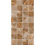 Плитка Лия мозаика 30х60 см Нефрит Керамика