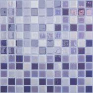 Lux 405 Lila мозаика Vidrepur 2.5x2.5 см
