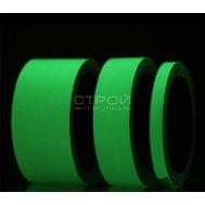 Фотолюминесцентная самоклеющаяся лента для маркировки