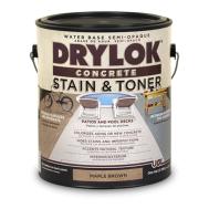 Полупрозрачная колеруемая пропитка по бетону и камню Concrete Stain and Toner