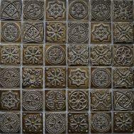 Мозаика KG4803 коричневая
