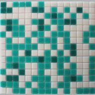 Мозаика MC443 зелёный микс - эконом