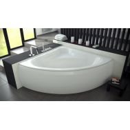 Угловая ванна Mia Besco симетричная